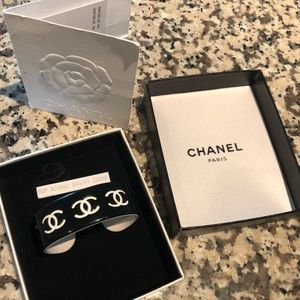 Authentic Chanel Cuff